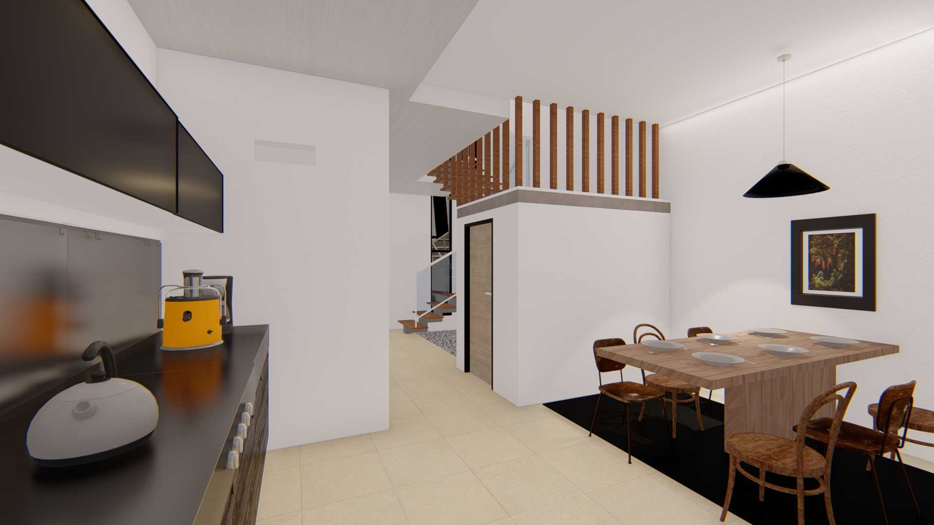 Suba-Arch Minimalist Modern Style House Kota Tgr. Sel., Kota Tangerang Selatan, Banten, Indonesia Kota Tgr. Sel., Kota Tangerang Selatan, Banten, Indonesia Suba-Arch-Minimalist-Modern-Style-House Minimalist 81023