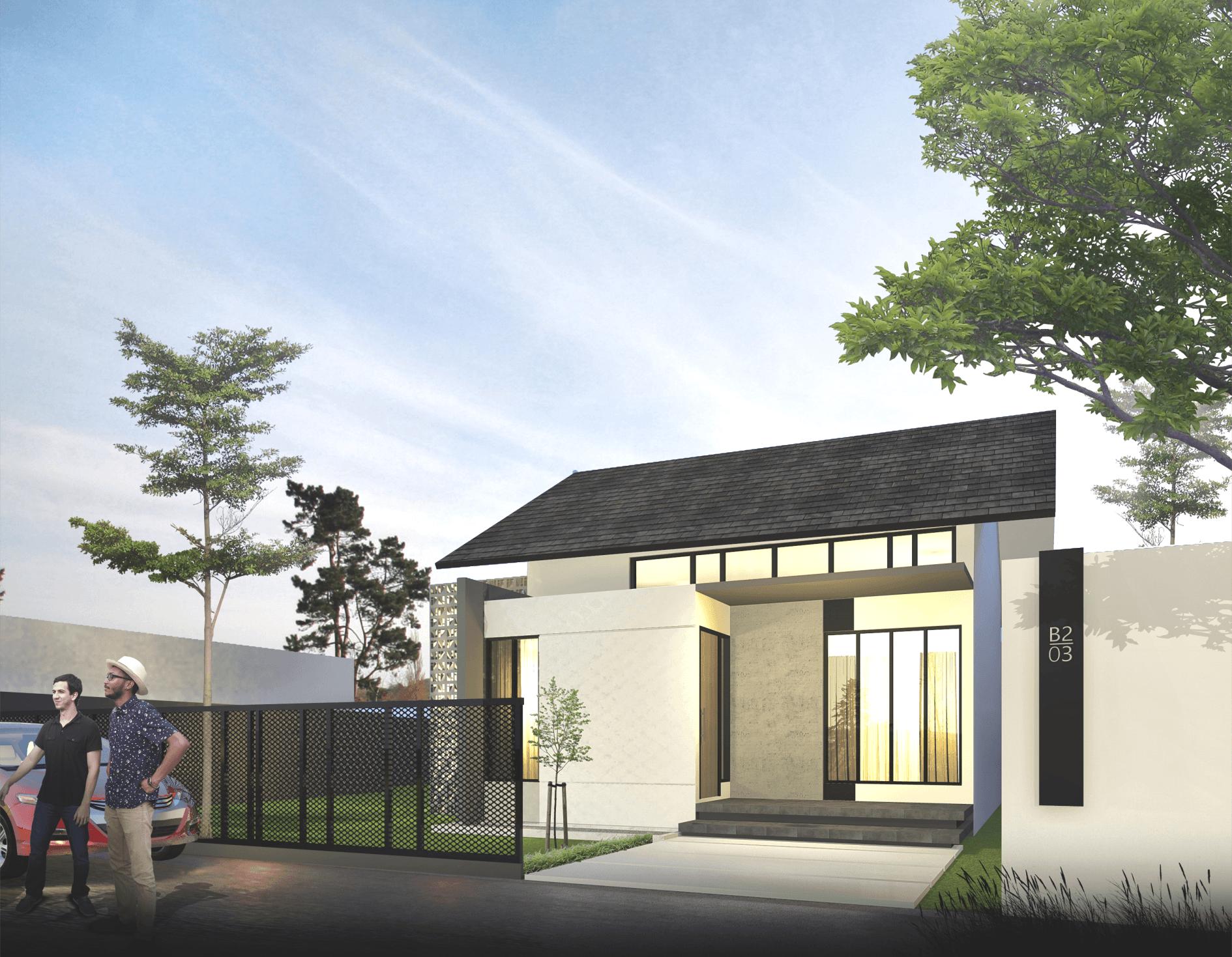 Jasa Arsitek Atelier BAOU di Balikpapan