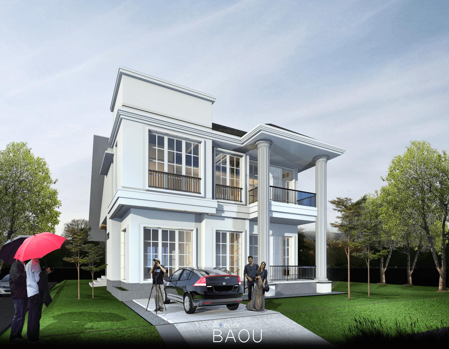 Jasa Arsitek Atelier BAOU di Pangkal Pinang