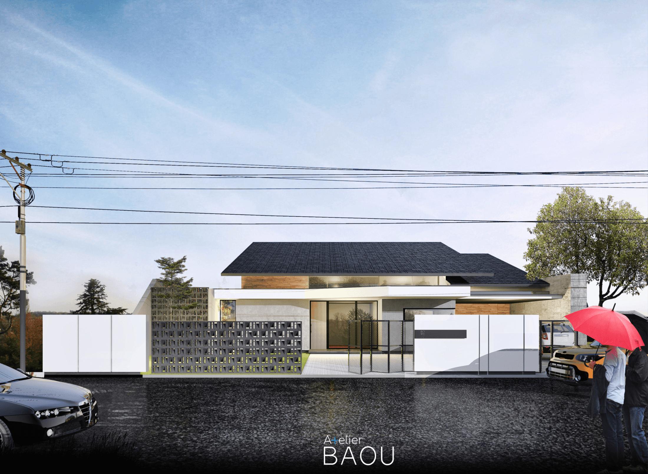 Jasa Arsitek Atelier BAOU di Papua