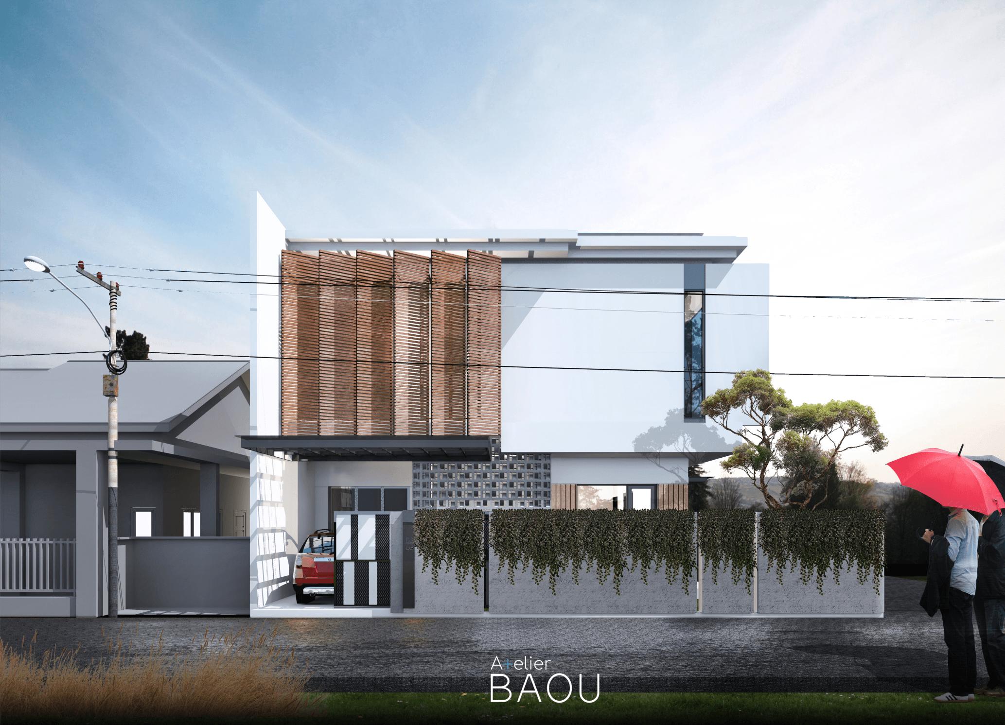 Atelier Baou Vc House Kec. Ciputat, Kota Tangerang Selatan, Banten, Indonesia Kec. Ciputat, Kota Tangerang Selatan, Banten, Indonesia Atelier-Baou-Vc-House  86484