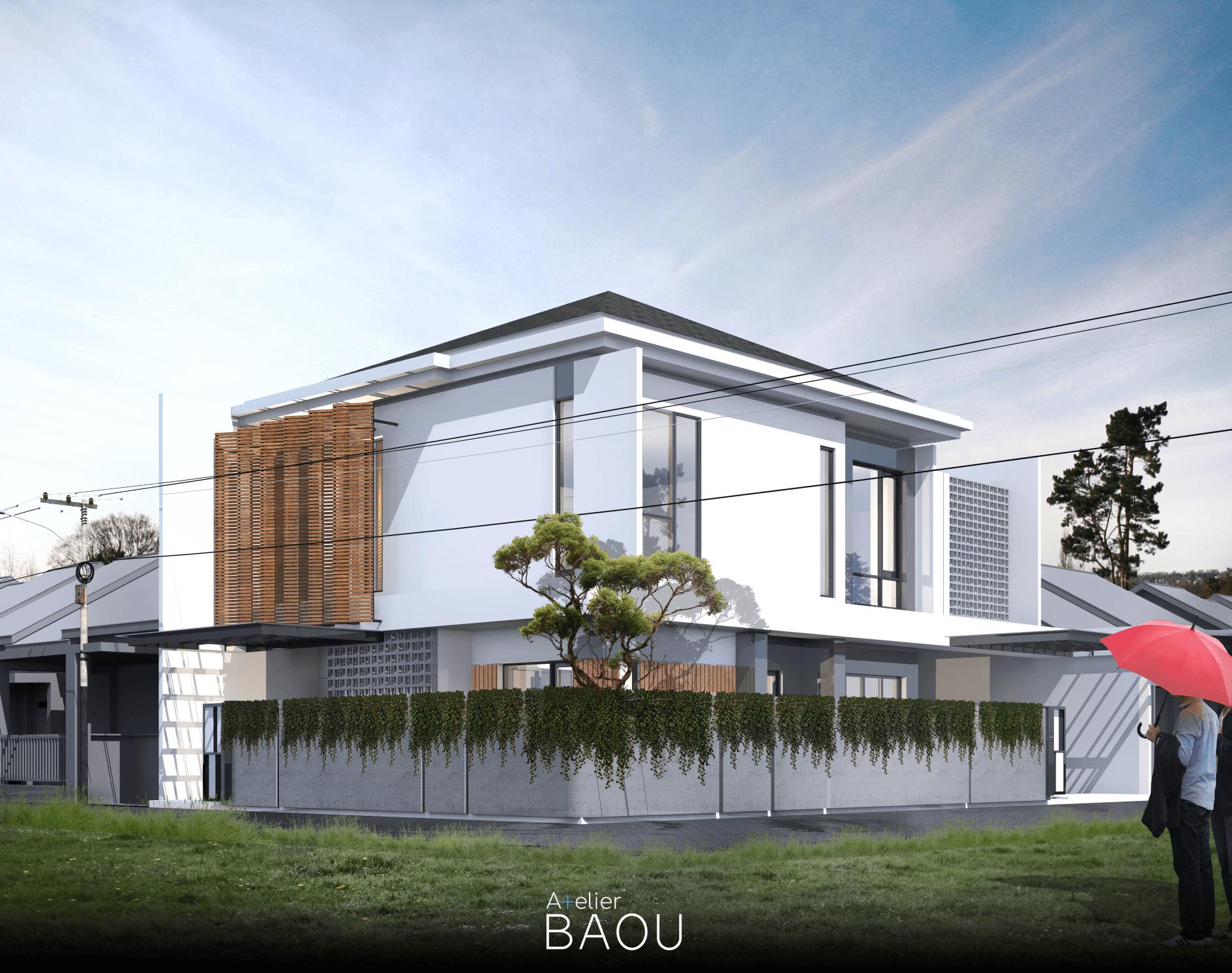 Atelier Baou Vc House Kec. Ciputat, Kota Tangerang Selatan, Banten, Indonesia Kec. Ciputat, Kota Tangerang Selatan, Banten, Indonesia Atelier-Baou-Vc-House  86485