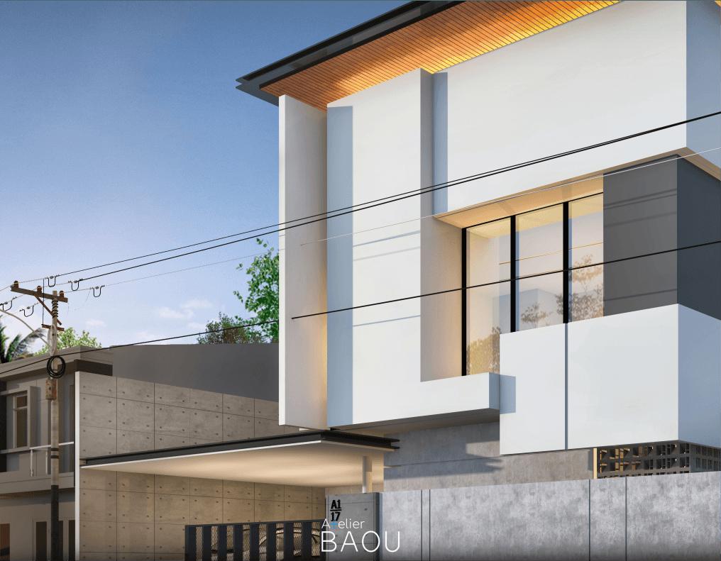 Jasa Arsitek Atelier BAOU di Bangka