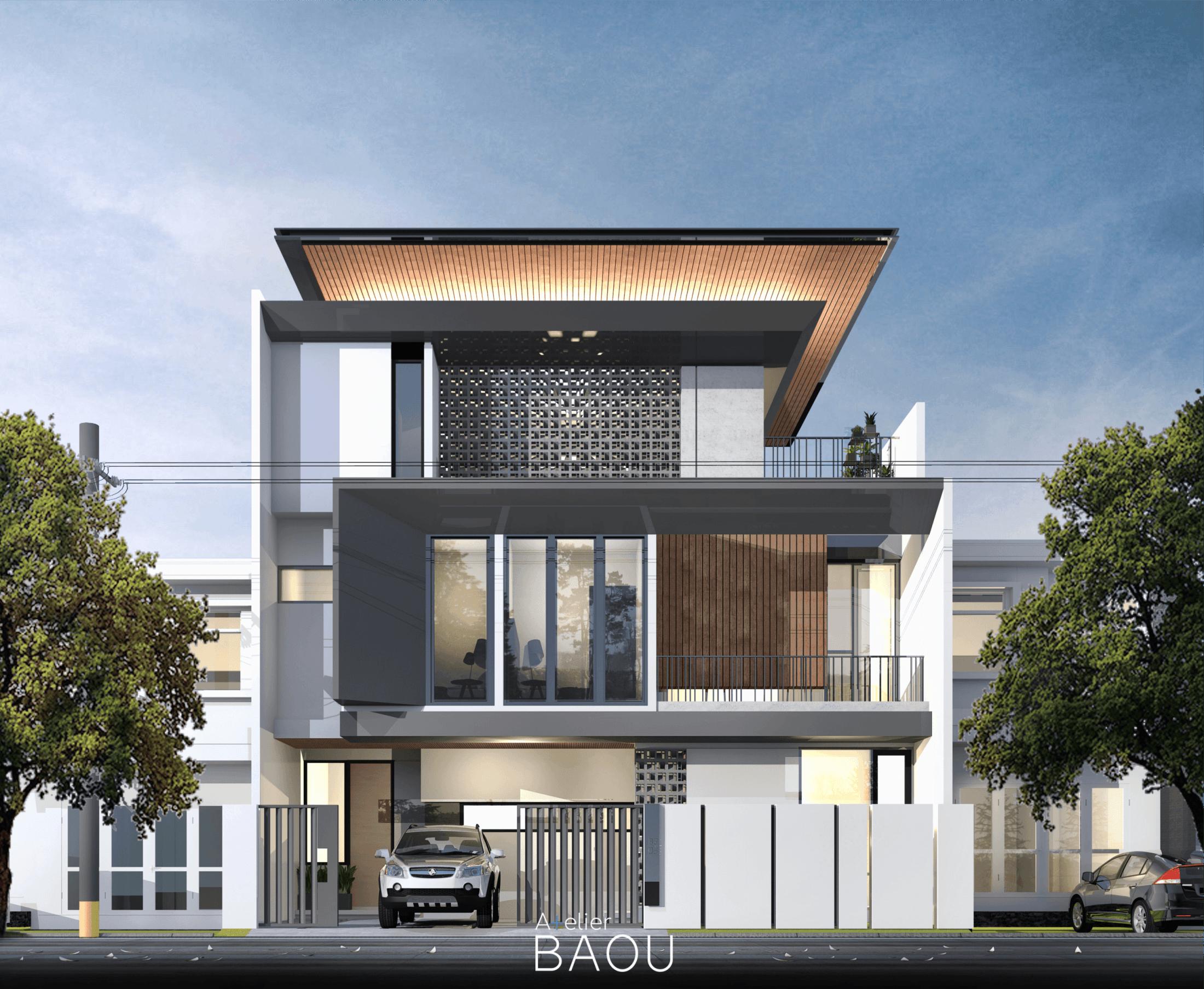 Atelier Baou Mc House Cikarang, Bekasi, Jawa Barat, Indonesia Cikarang, Bekasi, Jawa Barat, Indonesia Atelier-Baou-Mc-House  86490
