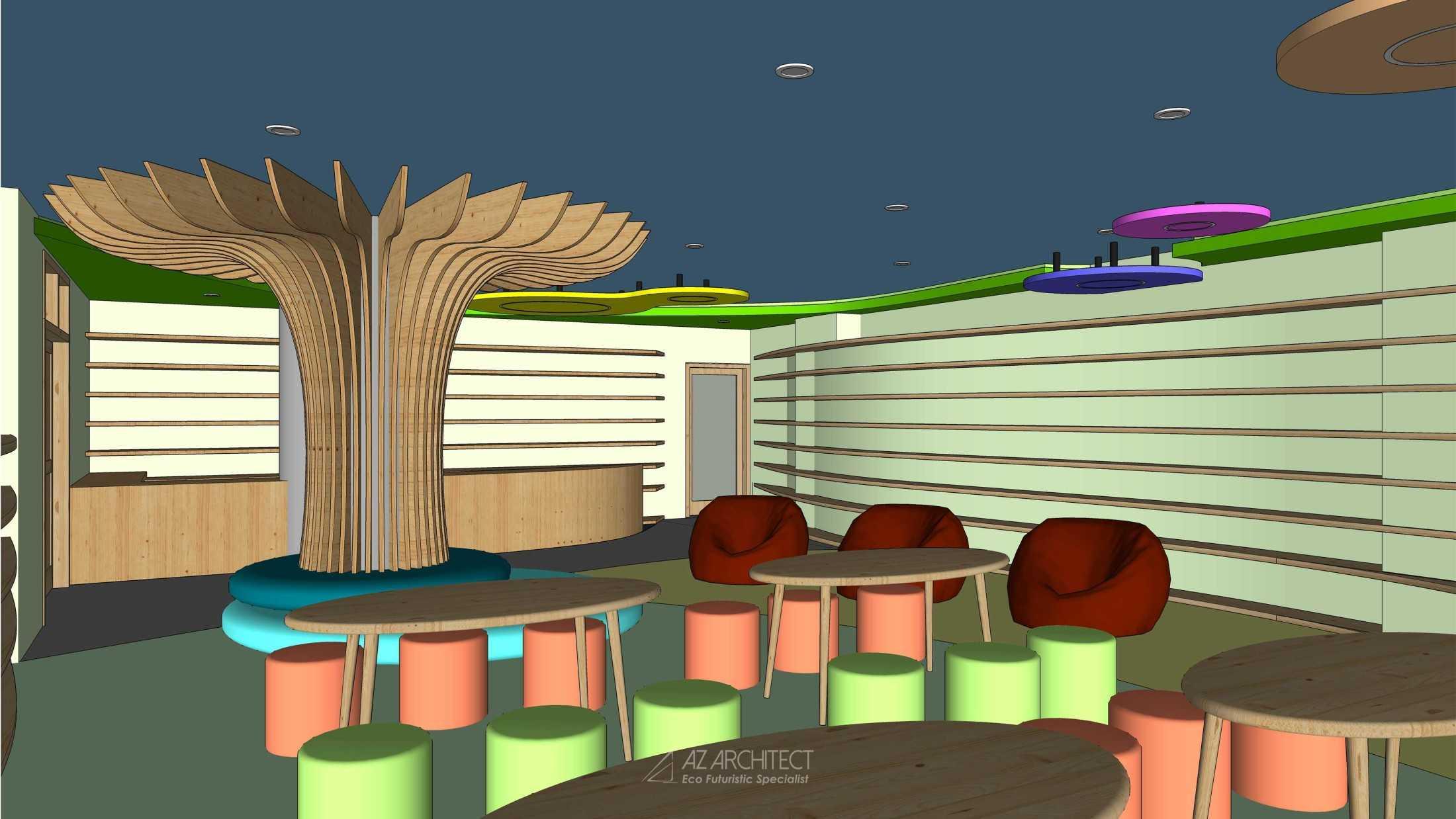 Az Architects Citra Kasih Library Jakarta, Daerah Khusus Ibukota Jakarta, Indonesia Indonesia Az-Architects-Citra-Kasih-Library  92811