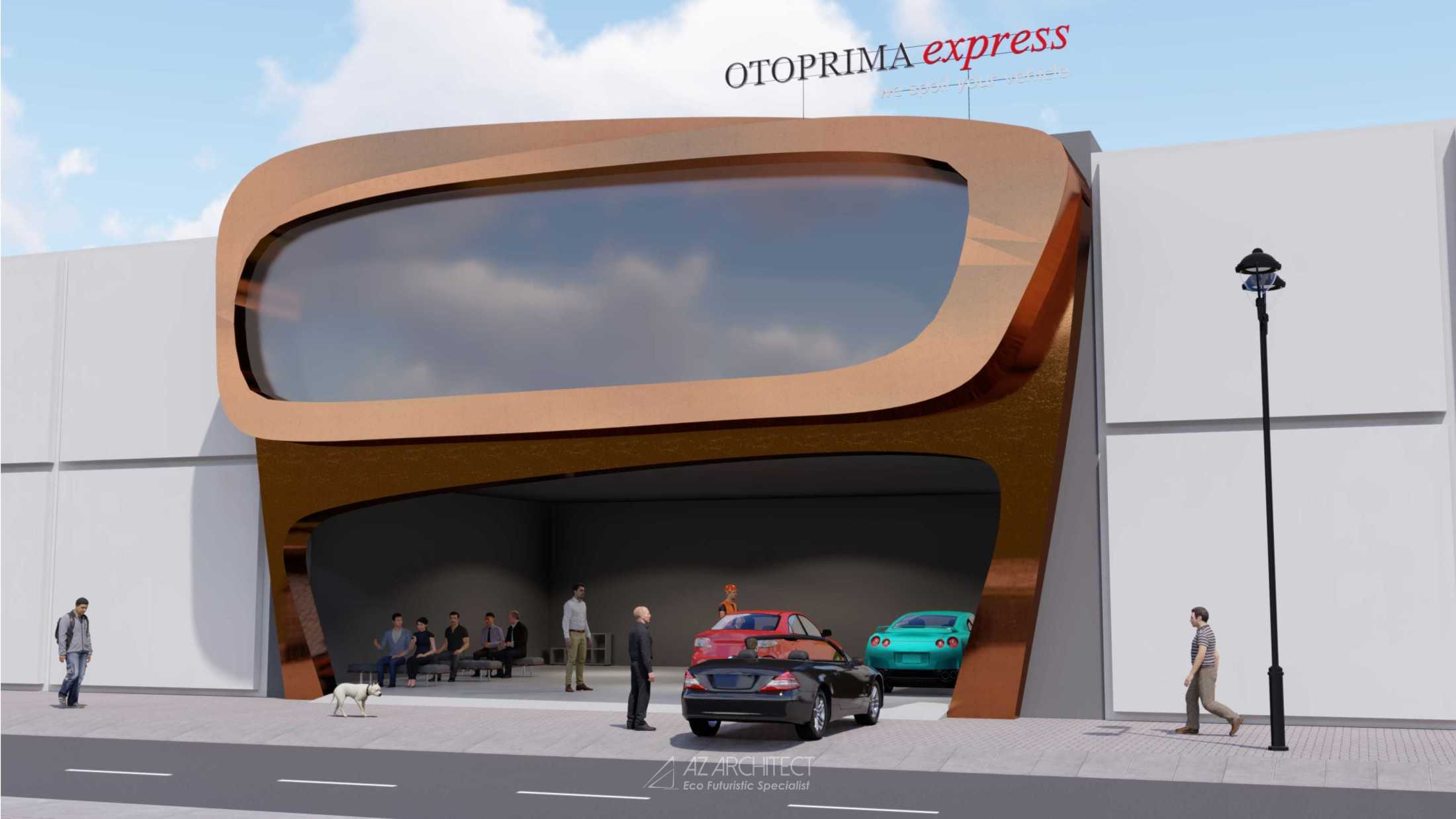 Az Architects Otoprima Express Indonesia Indonesia Az-Architects-Otoprima-Express  92801