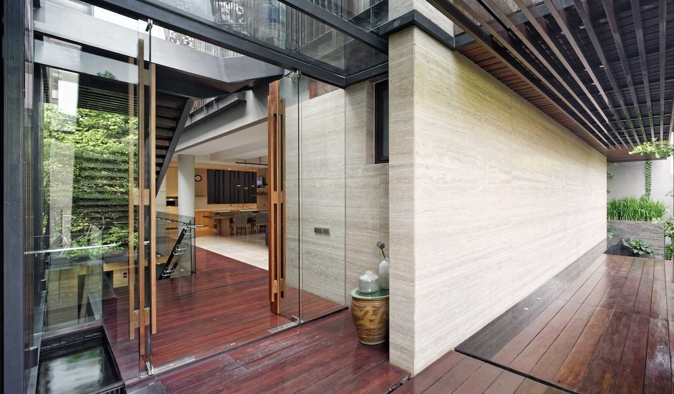 Gets Architects Ben House Daerah Khusus Ibukota Jakarta, Indonesia Daerah Khusus Ibukota Jakarta, Indonesia Exterior View Tropical 54399
