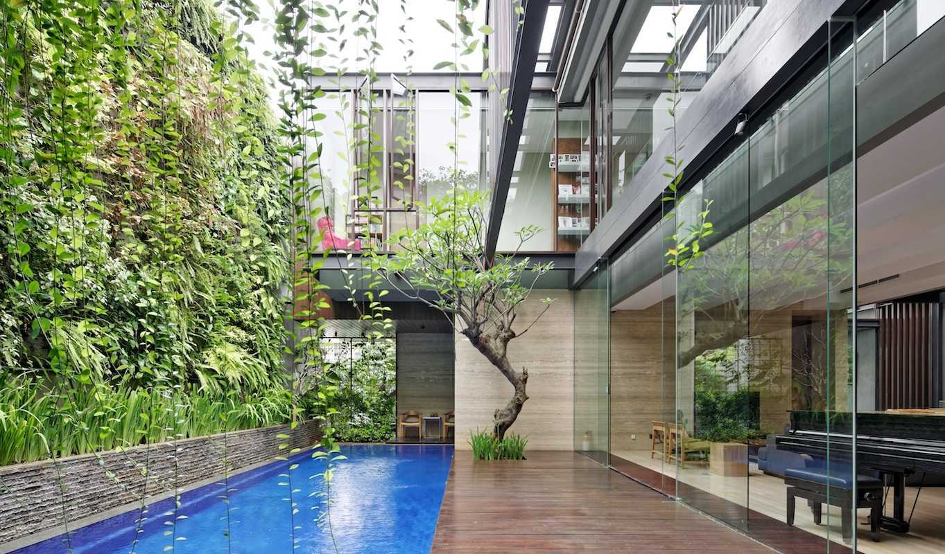 Gets Architects Ben House Daerah Khusus Ibukota Jakarta, Indonesia Daerah Khusus Ibukota Jakarta, Indonesia Swimming Pool Area  54402