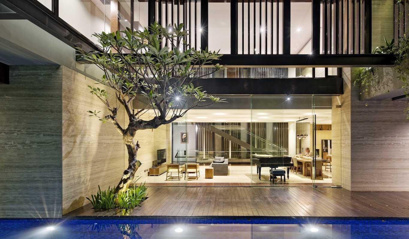 Gets Architects Ben House Daerah Khusus Ibukota Jakarta, Indonesia Daerah Khusus Ibukota Jakarta, Indonesia Swimming Pool Area  54407