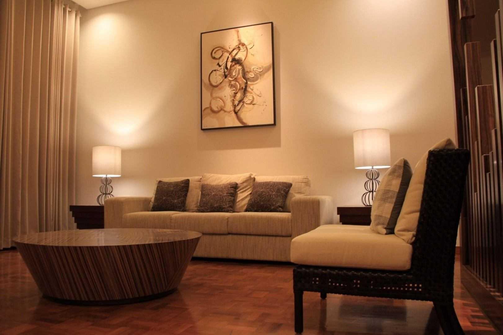 Kottagaris Interior Design Consultant Villa At Blitar City East Java Blitar, Jawa Timur, Indonesia Blitar, Jawa Timur, Indonesia Living Room  54627