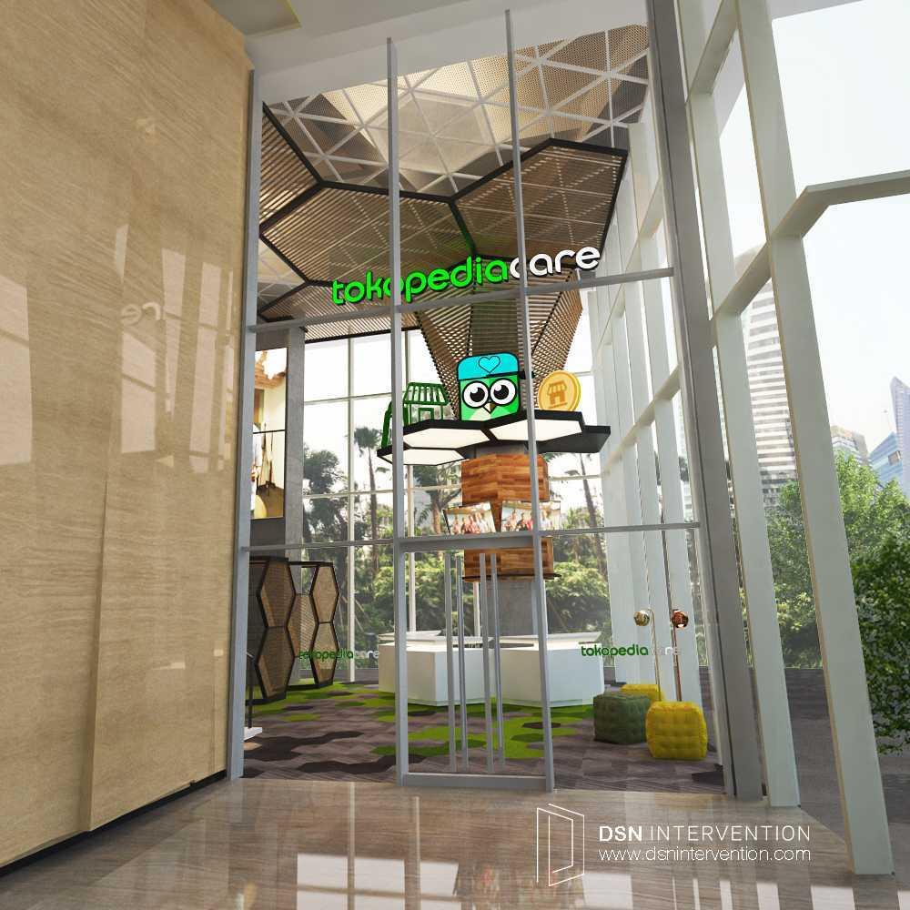 Project Tokopedia Care Desain Arsitek Oleh Design Intervention Arsitag