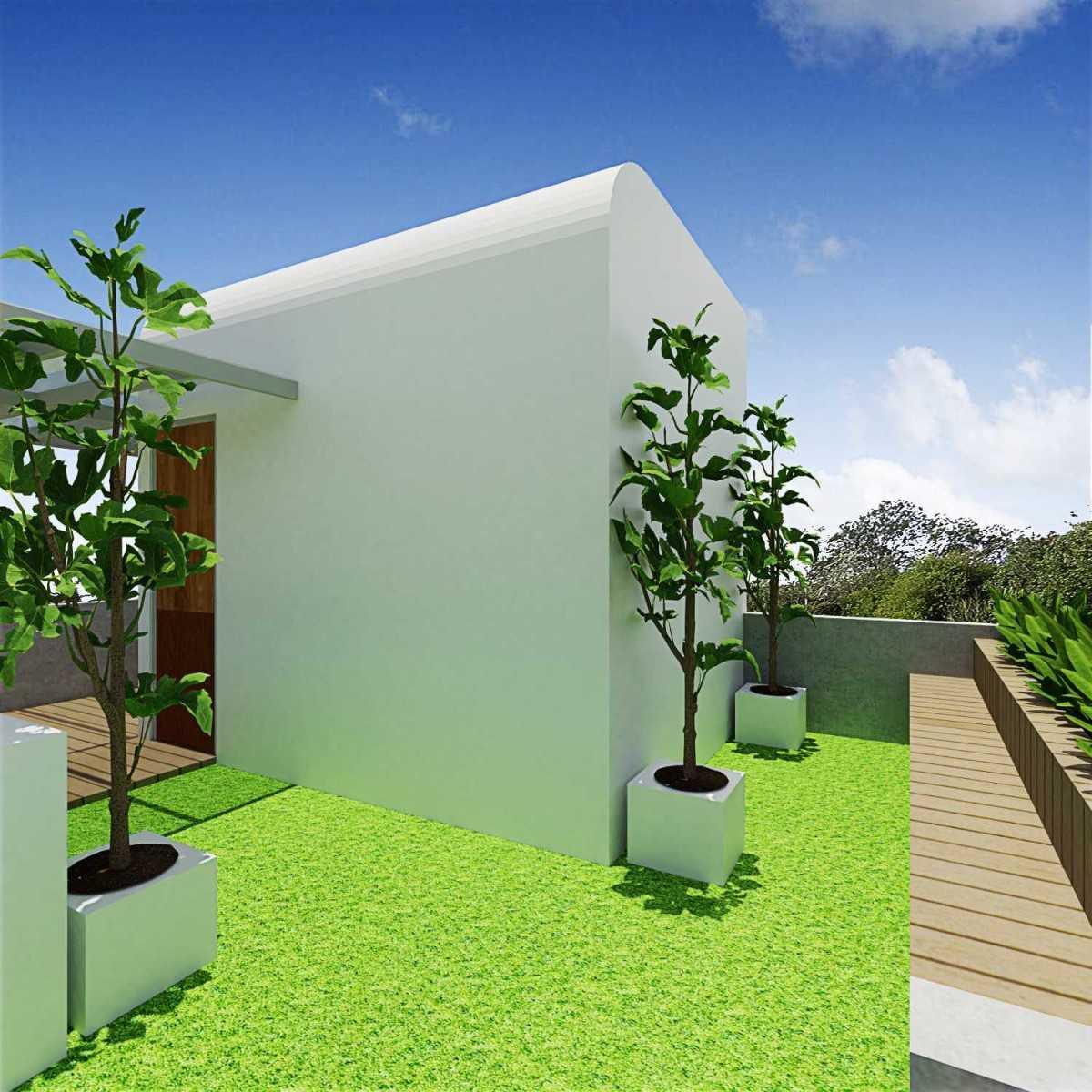 Ruang Direktur: Photo Gubah-ruang-studio-rumah-dedet Rumah Dedet 2 Desain