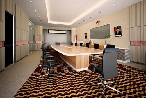 Giat Kalimantan Parliament Interior  Kalimantan Utara, Idn Kalimantan Utara, Idn Meeting-Room   1136