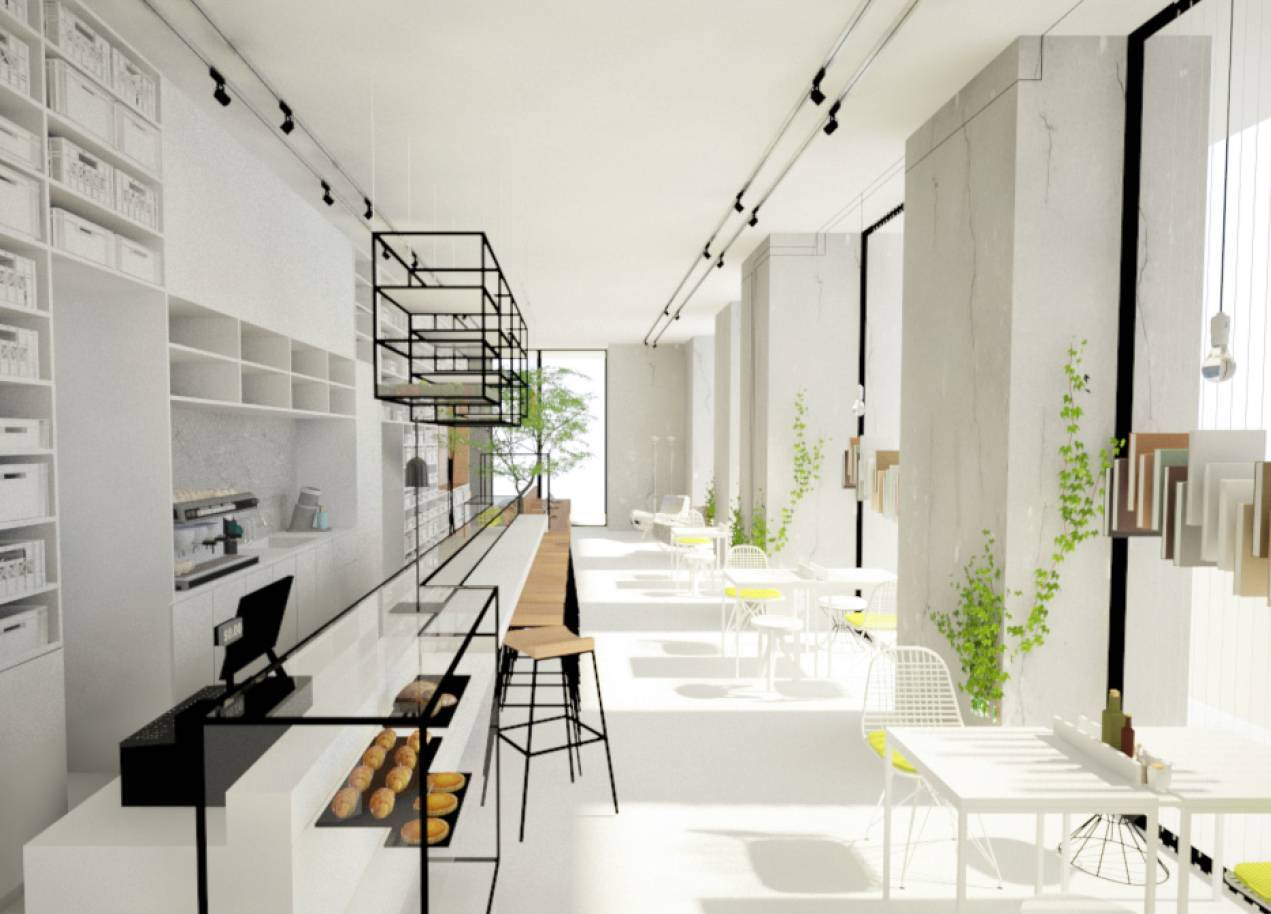 Giat Tucano Caffe' Concept Store Milan, It Milan, It Inside The Store   1914