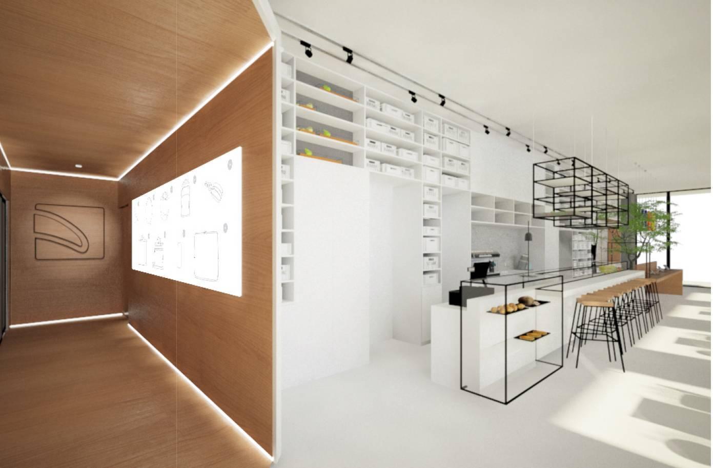 Giat Tucano Caffe' Concept Store Milan, It Milan, It Interior   1915