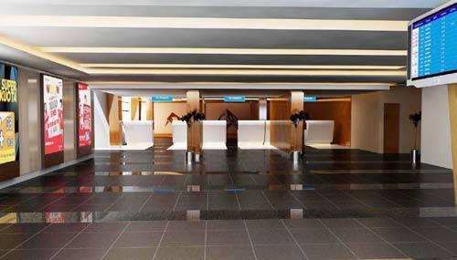 Giat Husein Sastranegara International Airport Interior Bandung, Idn Bandung, Idn Local-Departure-Immigration   1151