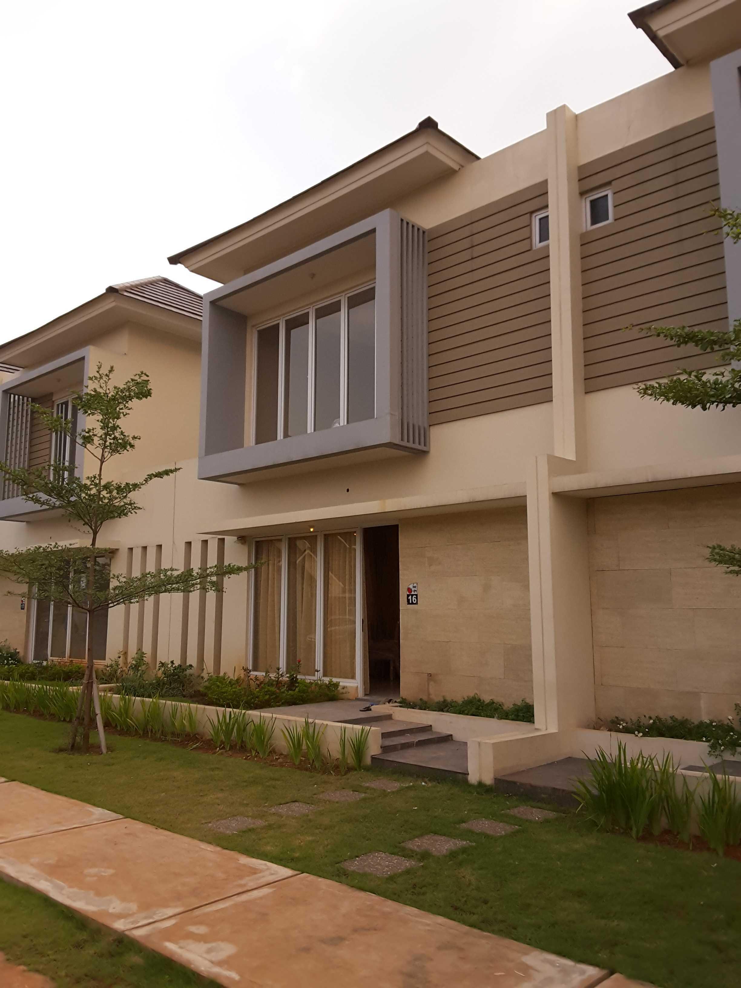 Vaastu Studio Monochrome Interior House At Tambun Bekasi Bekasi Front View   26492