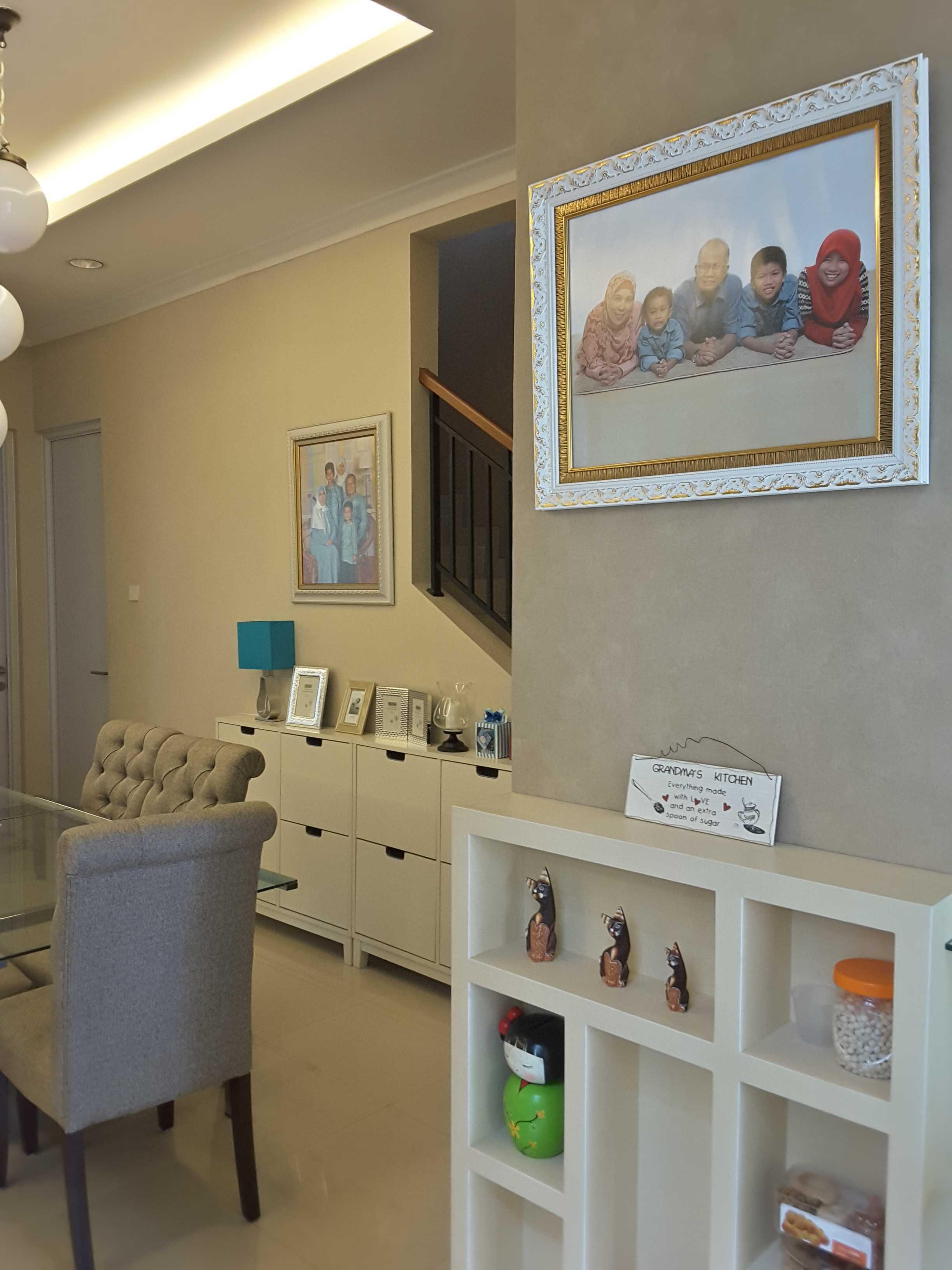 Vaastu Studio Monochrome Interior House At Tambun Bekasi Bekasi Interior   26496