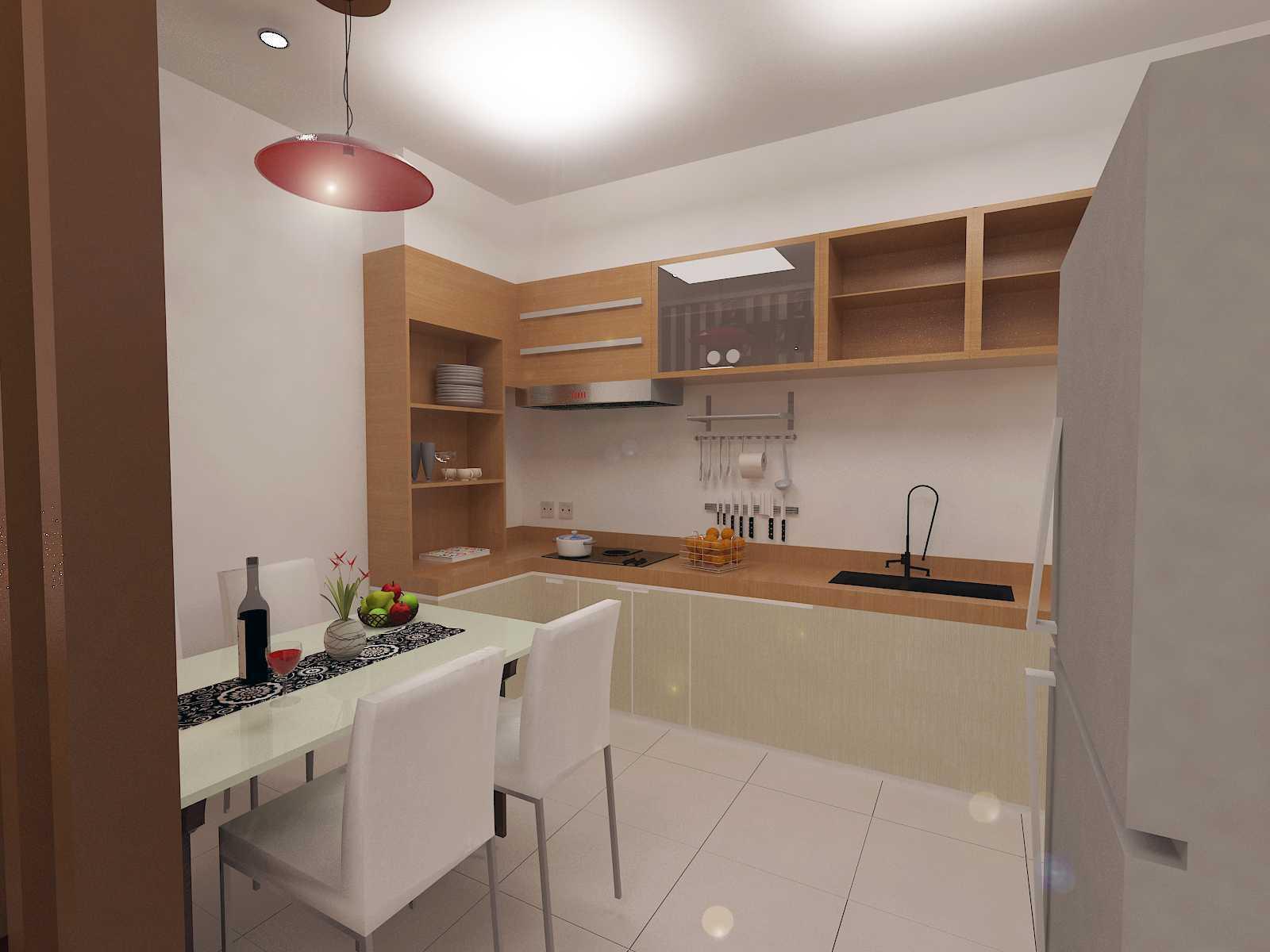 Archdesignbuild7 Rumah Minimalis Di Kopo Jl. Kopo Sayati , Bandung Jl. Kopo Sayati , Bandung Kitchen And Diningroom Minimalis  13295