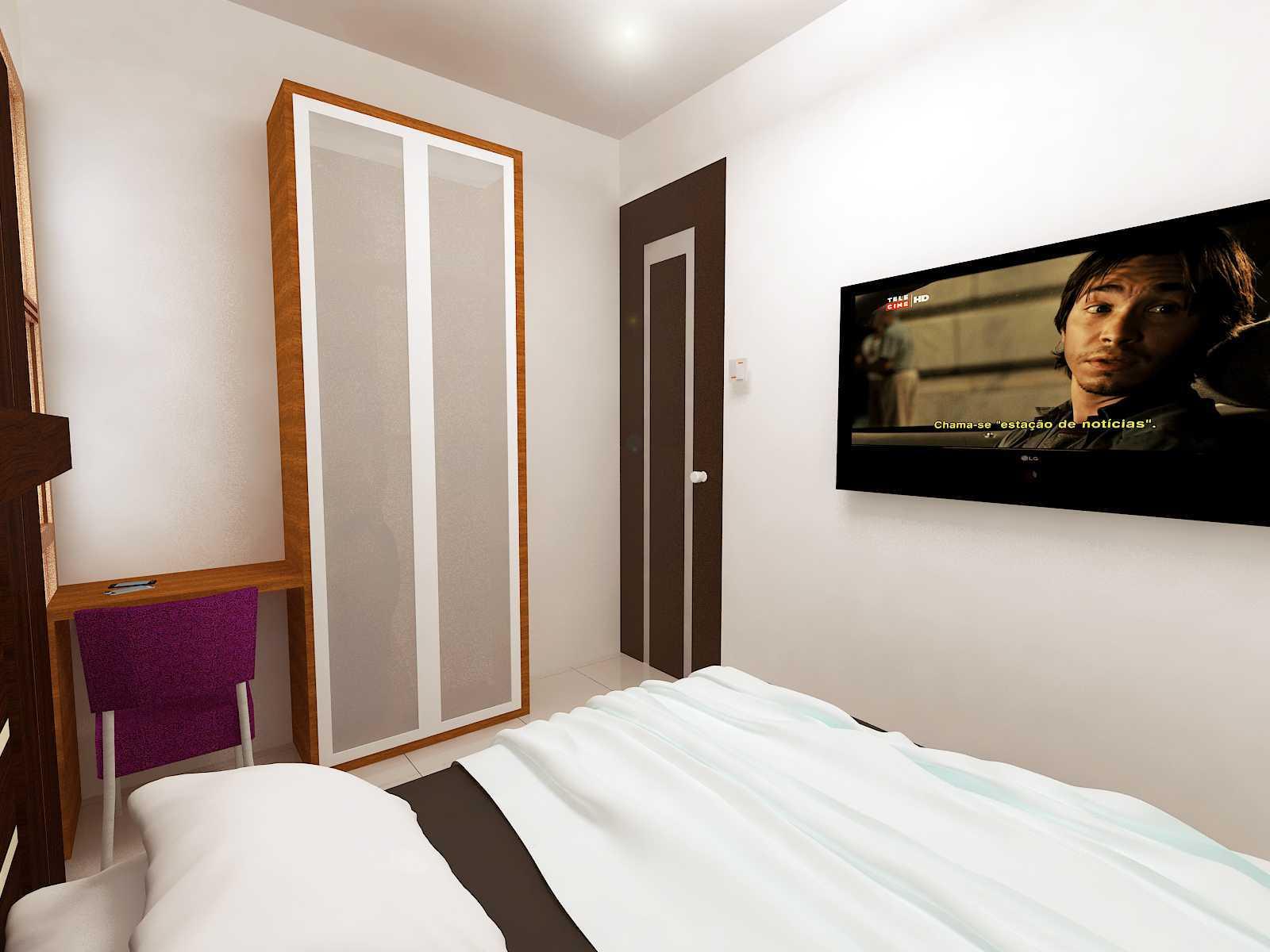 Archdesignbuild7 Rumah Minimalis Di Kopo Jl. Kopo Sayati , Bandung Jl. Kopo Sayati , Bandung Bedroom Minimalis  13298