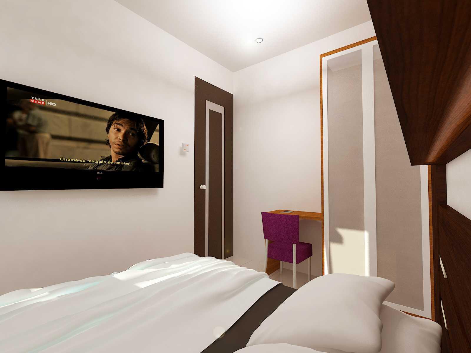 Archdesignbuild7 Rumah Minimalis Di Kopo Jl. Kopo Sayati , Bandung Jl. Kopo Sayati , Bandung Bedroom Minimalis  13301