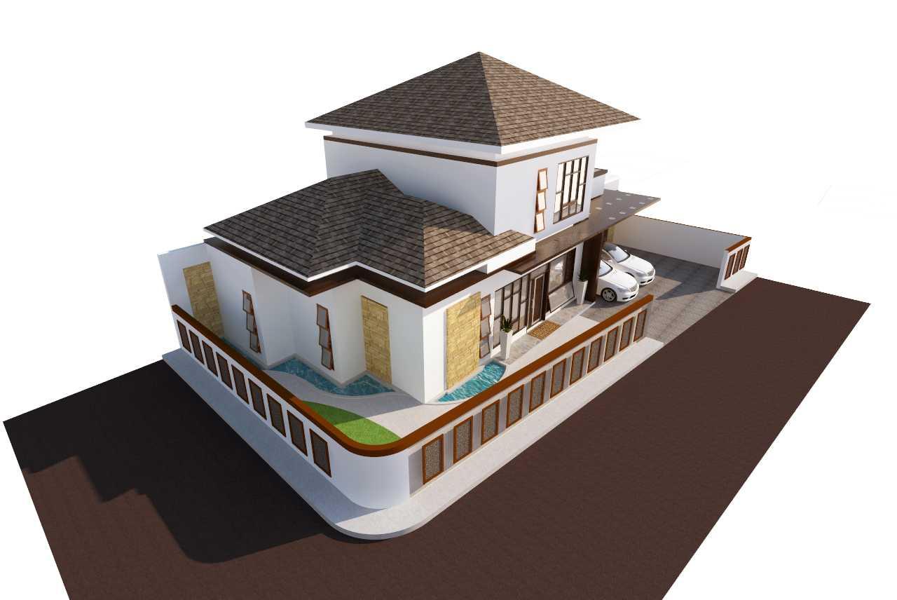 Archdesignbuild7 Project Rumah Tinggal 2 Lantai  Cimekar, Jatihandap Bandung Cimekar, Jatihandap Bandung Bird Eye View Modern  13443