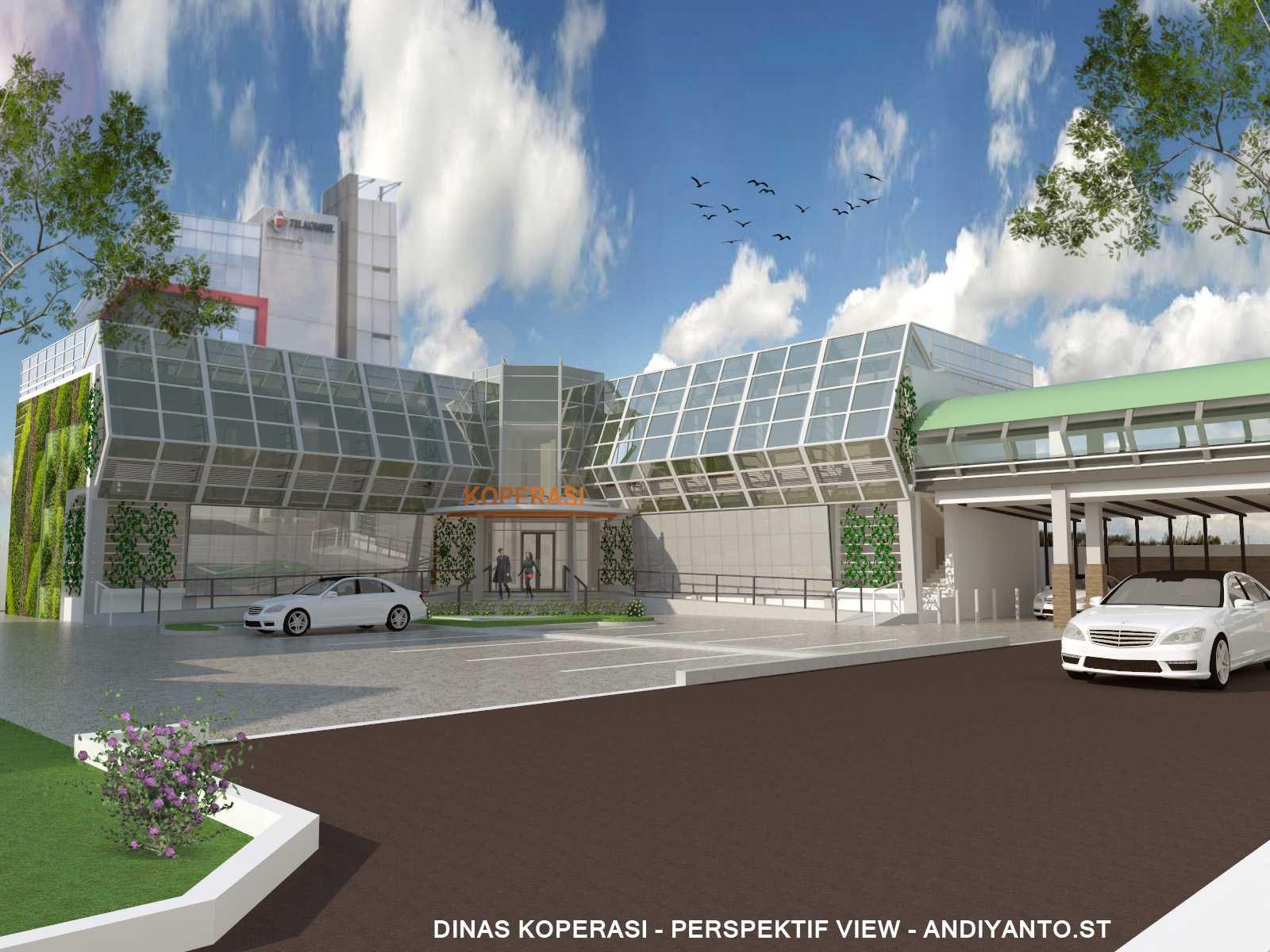 Archdesignbuild7 Kumkm Building Soekarno Hatta, Bandung, West Java Soekarno Hatta, Bandung, West Java Front View Modern  13646