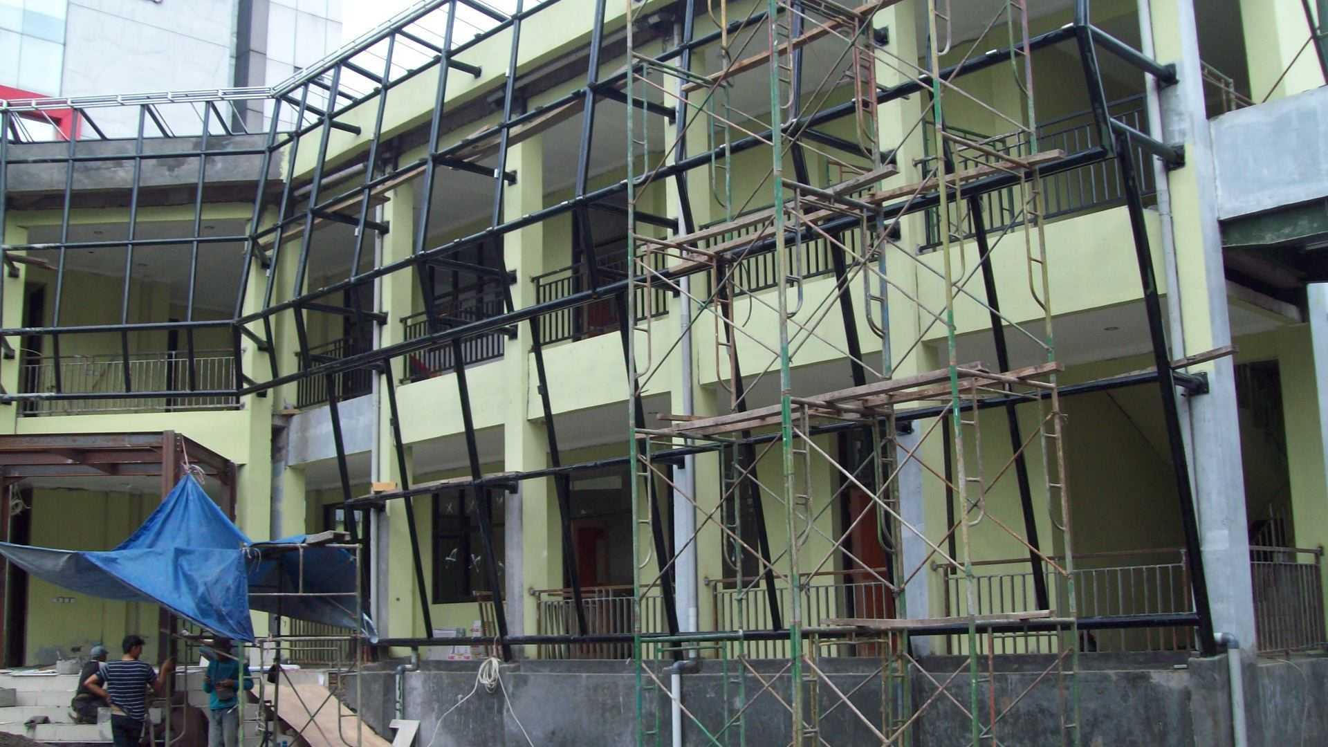 Archdesignbuild7 Kumkm Building Soekarno Hatta, Bandung, West Java Soekarno Hatta, Bandung, West Java Photo-21037 Modern  21037