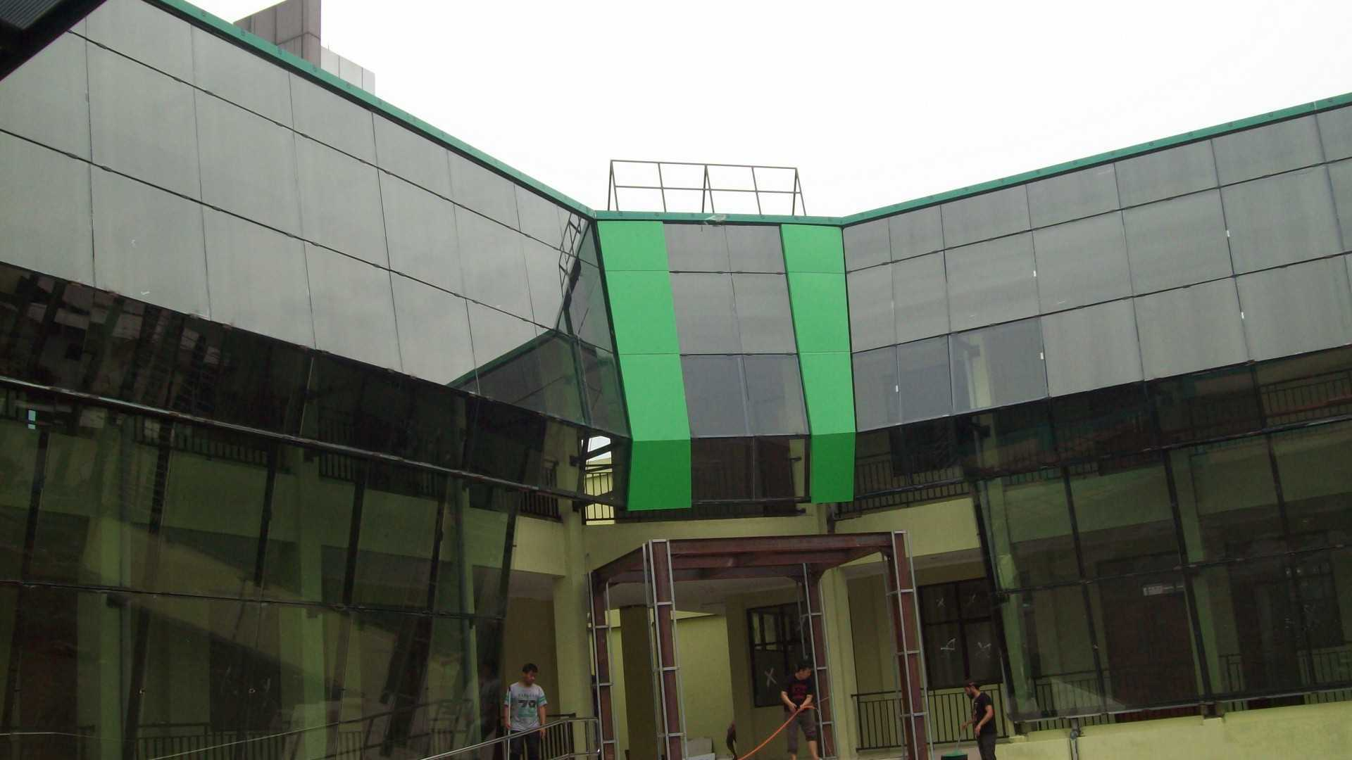 Archdesignbuild7 Kumkm Building Soekarno Hatta, Bandung, West Java Soekarno Hatta, Bandung, West Java Photo-21040 Modern  21040