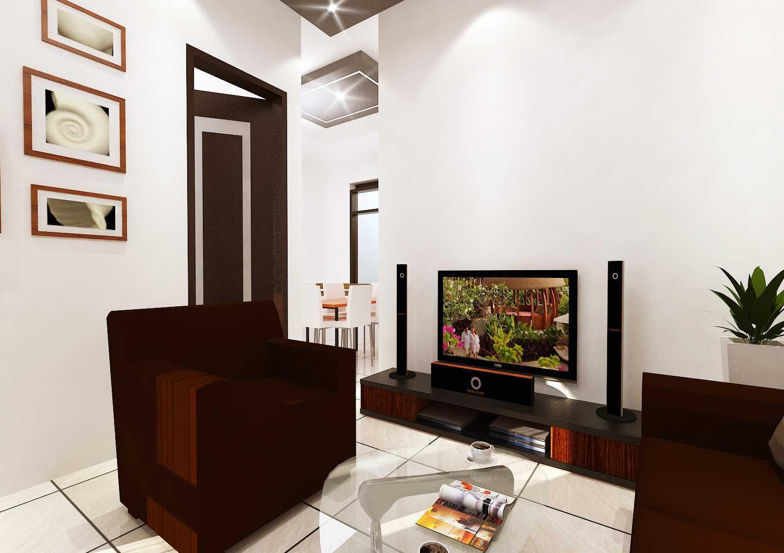 Archdesignbuild7 Rumah Tipe 36 Di Jatihandap Jatihandap, Bandung Jatihandap, Bandung Living Room Minimalis  20126