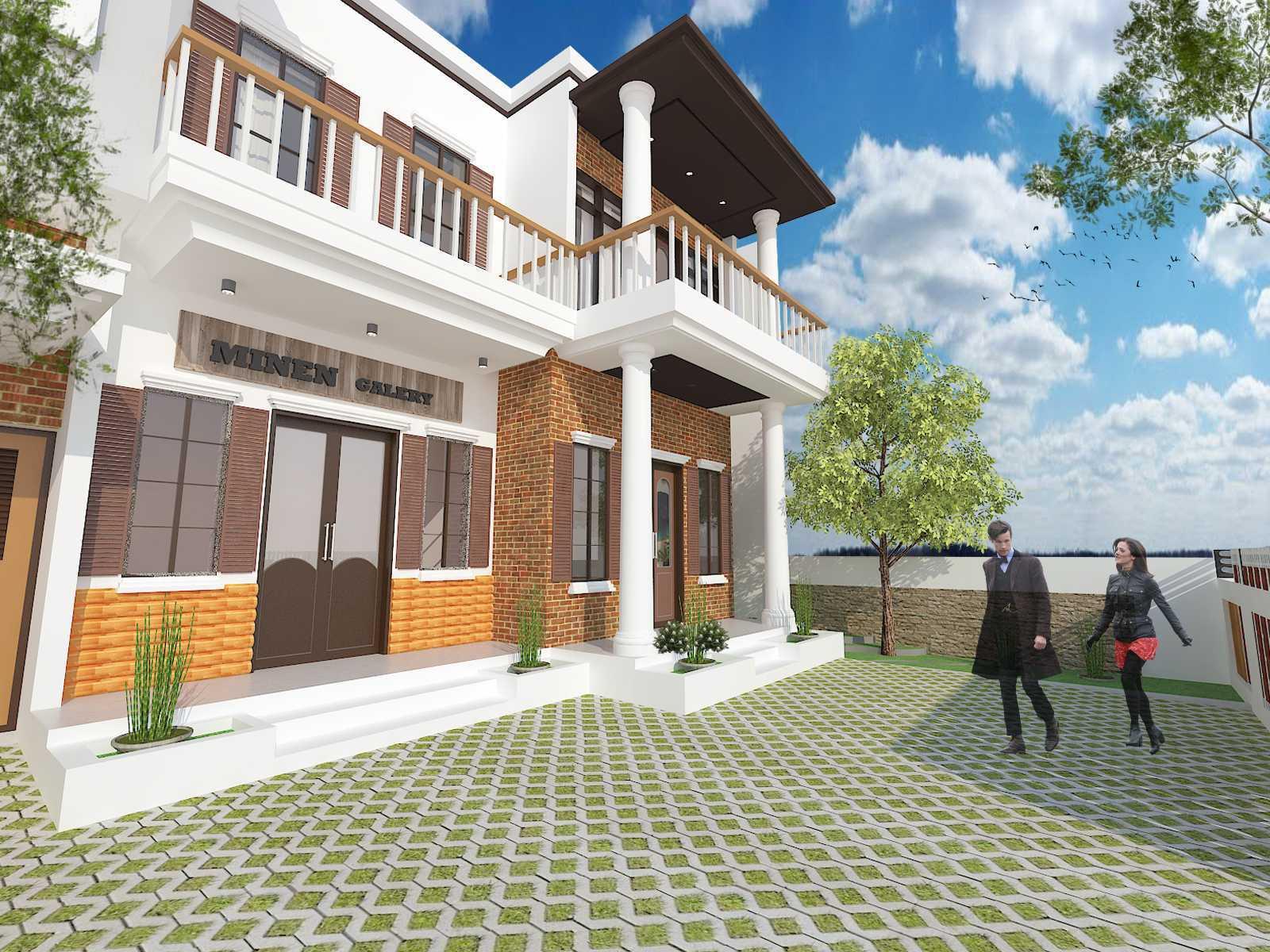 Archdesignbuild7 Rumah Tinggal 2 Lantai ( Minen )  Jl. Alfa Ii, Cigadung, Bandung Jl. Alfa Ii, Cigadung, Bandung Fasade-Baru-2 Minimalis  20787