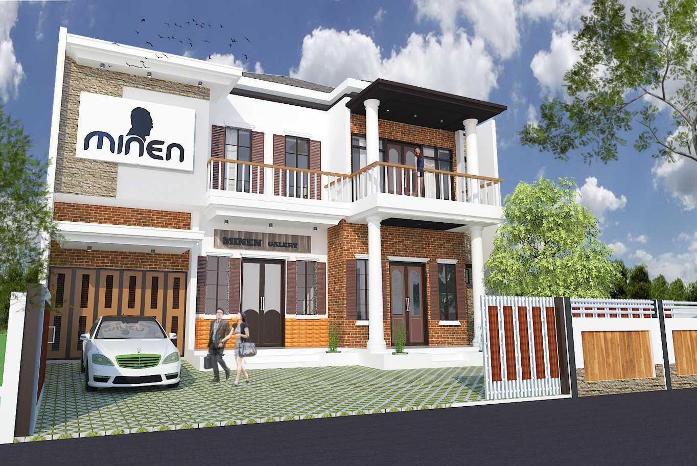 Archdesignbuild7 Rumah Tinggal 2 Lantai ( Minen )  Jl. Alfa Ii, Cigadung, Bandung Jl. Alfa Ii, Cigadung, Bandung Fasade-Baru-3 Minimalis  20788
