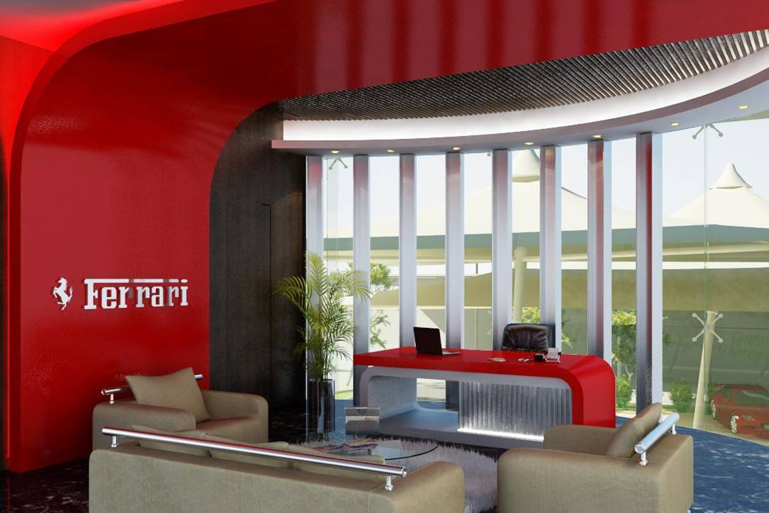 Bk Architects Ferrari Showroom At Bali Denpasar, Bali Denpasar, Bali Office   1696