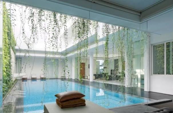 Bk Architects House At Pantai Indah Kapuk (Pik) Jakarta Jakarta Swimming Pool   1734