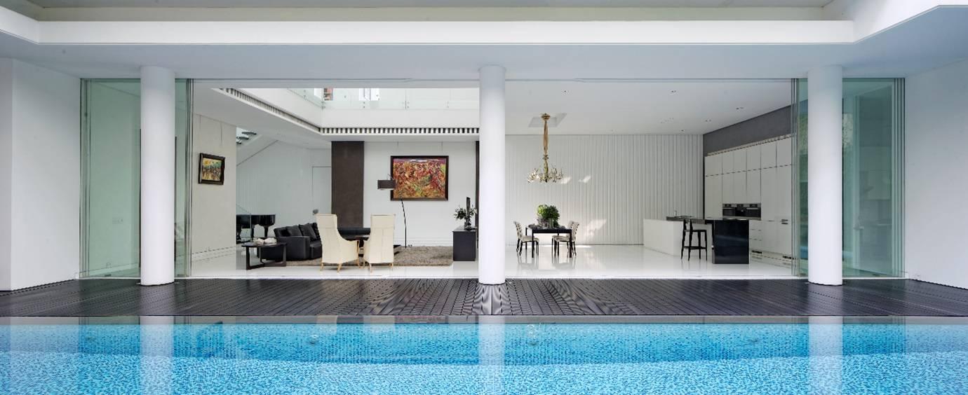 Bk Architects House At Pantai Indah Kapuk (Pik) Jakarta Jakarta Swimming Pool   1738