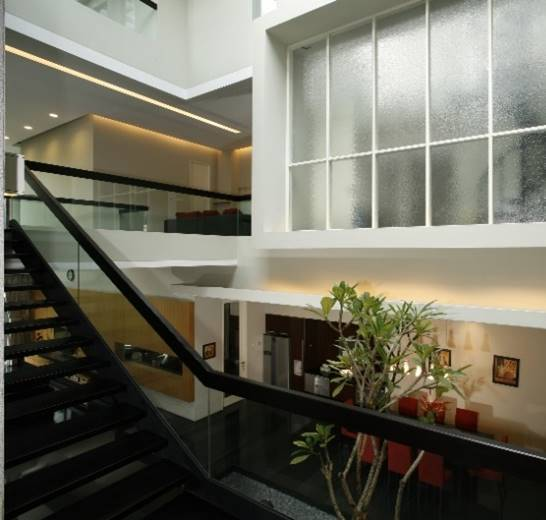Bk Architects House At Pantai Indah Kapuk (Pik) Jakarta Jakarta Stairs   1748