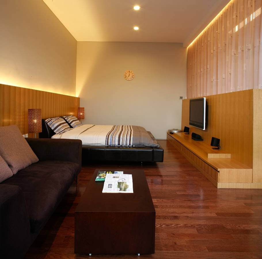 Bk Architects House At Pantai Indah Kapuk (Pik) Jakarta Jakarta Bedroom   1751