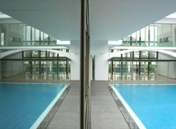 Bk Architects House At Kebon Jeruk Intercone Jakarta Jakarta Swimming Pool   1760
