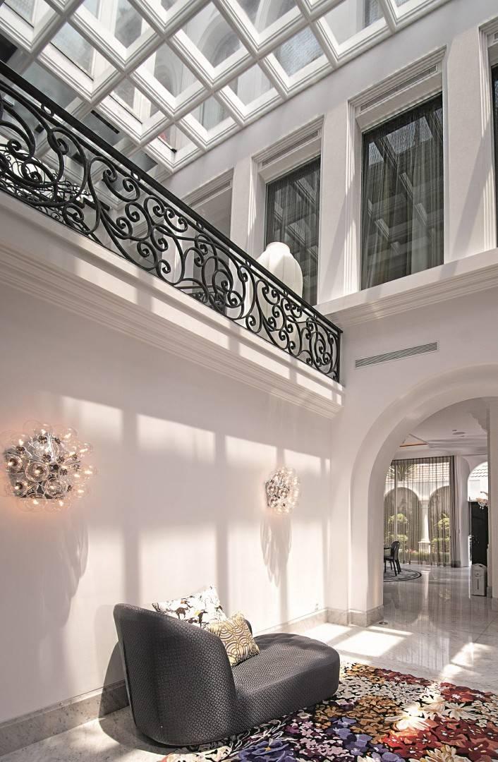 Bk Architects House At Kuningan Jakarta Jakarta Picture67 Klasik  1771