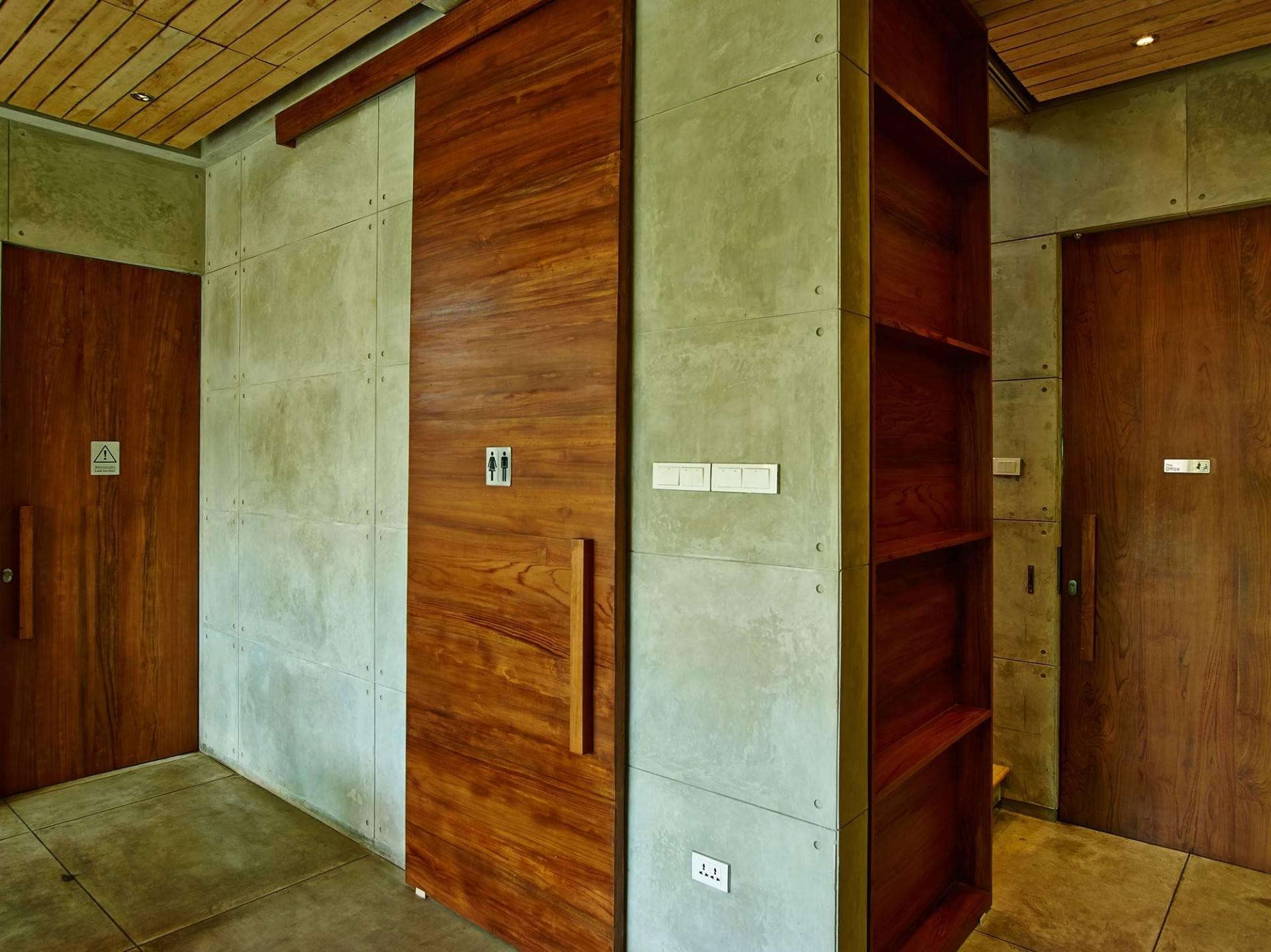 Raw Architecture Bare Minimalist Jakarta, Indonesia Jakarta, Indonesia Powder Room   1544