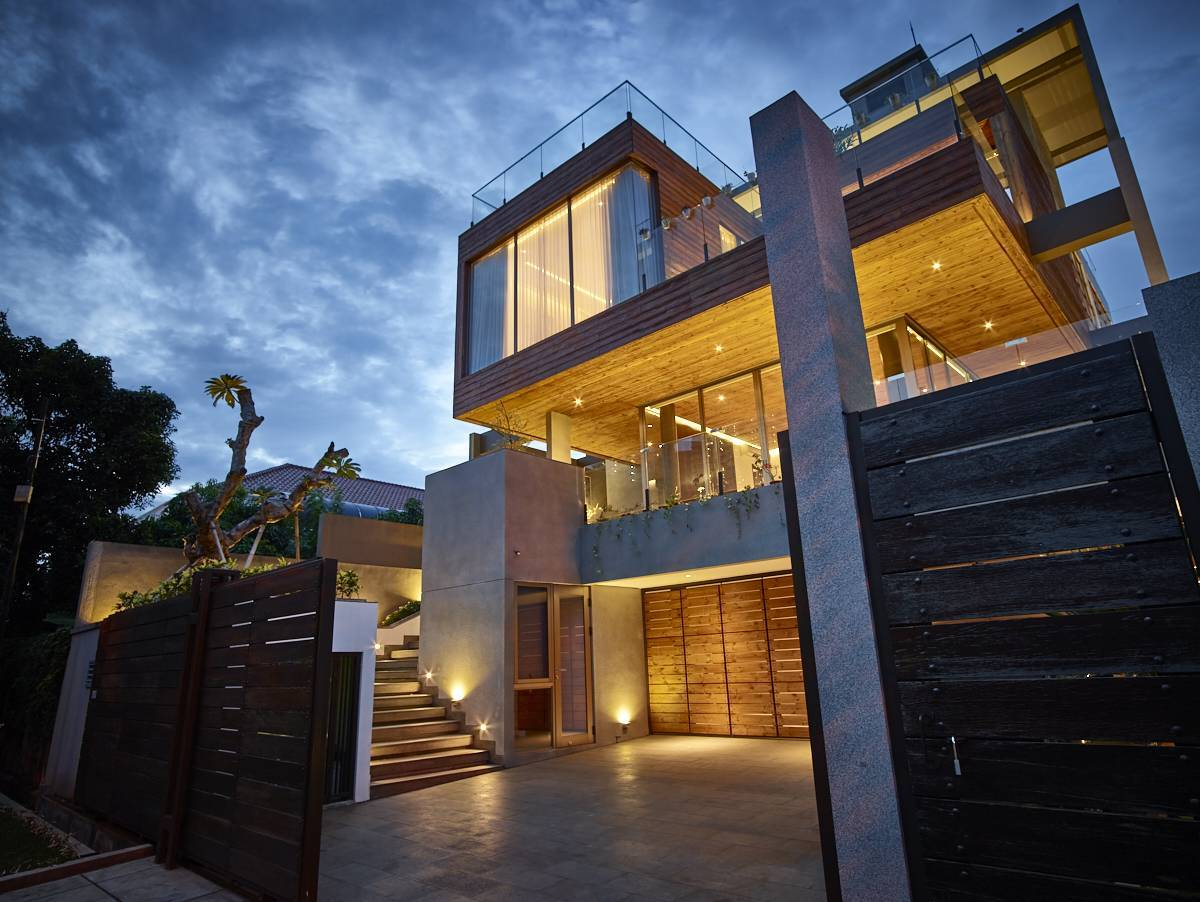 Raw Architecture Kembang Murni House West Jakarta, Indonesia West Jakarta, Indonesia Facelift   1602
