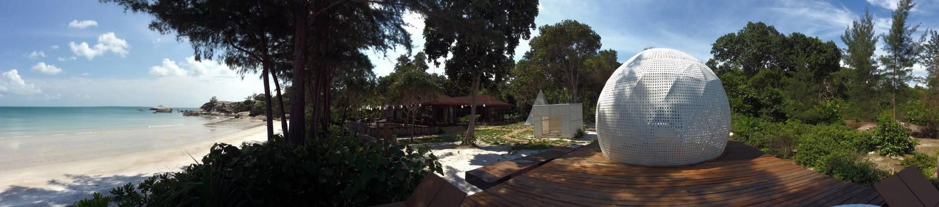 Raw Architecture Arumdalu Belitung Belitung Beach View Tropis  1629