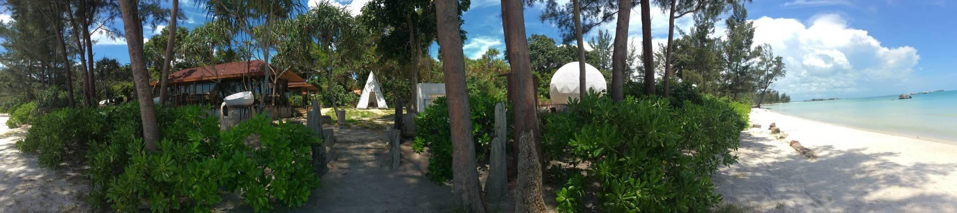 Raw Architecture Arumdalu Belitung Belitung Beach View Tropis  1632