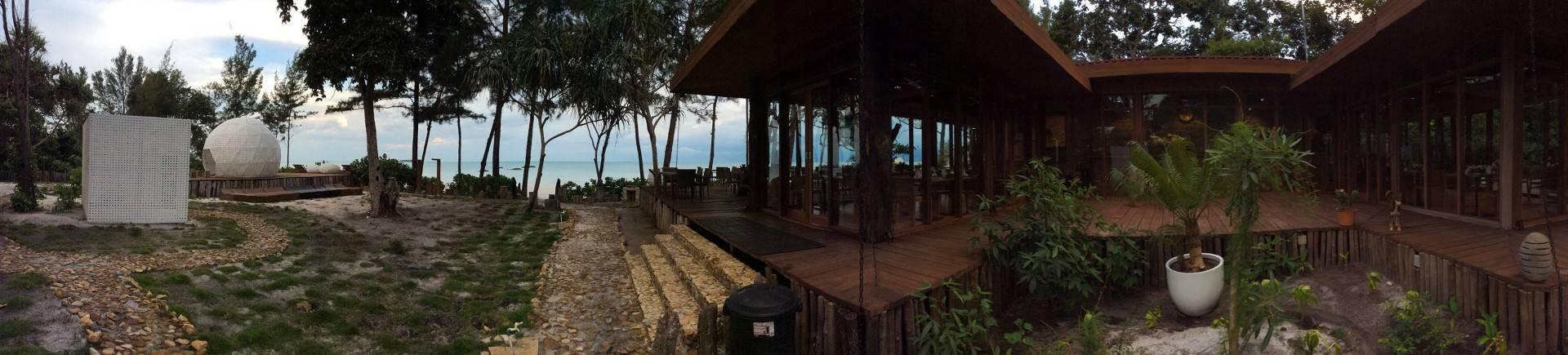 Raw Architecture Arumdalu Belitung Belitung Cottage Tropis  1633