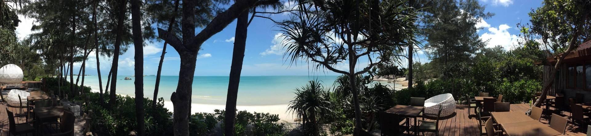 Raw Architecture Arumdalu Belitung Belitung Beach View Tropis  1638