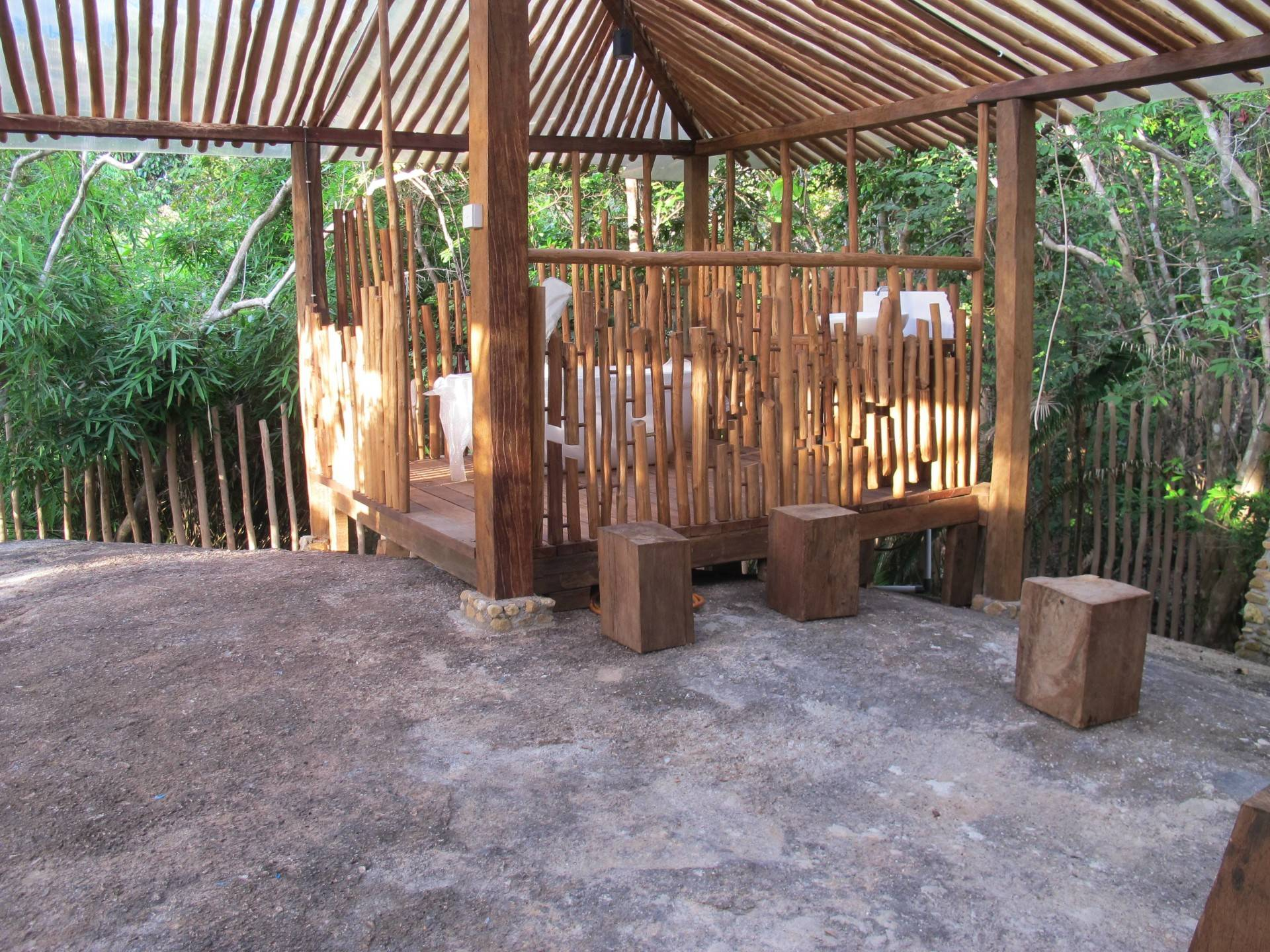 Raw Architecture Arumdalu Belitung Belitung Gazebo Tropis  1641