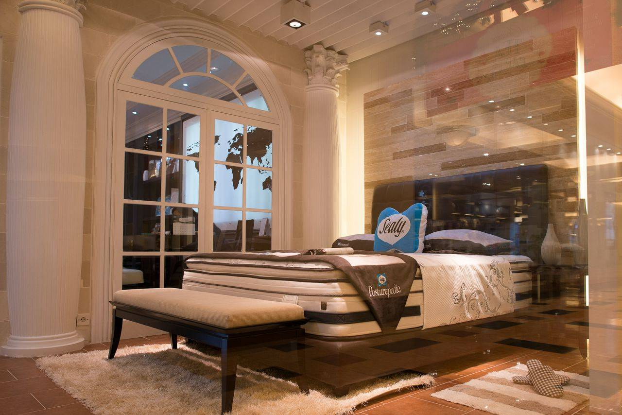 Levendig Interior Sealy Sleep Center Jakarta Jakarta Sealy-3 Modern  1862
