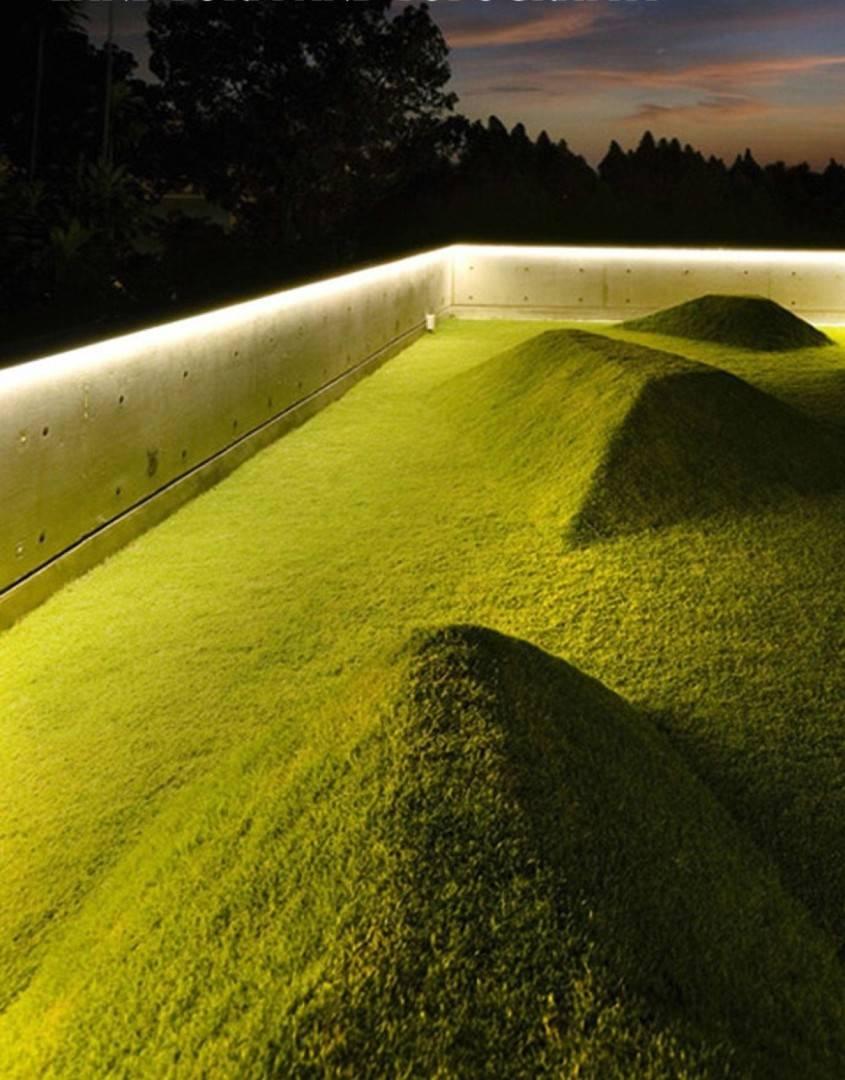 Salad Landscape Indonesia Building With Plants, Earth Mount Singapore  Singapore  9B   2218