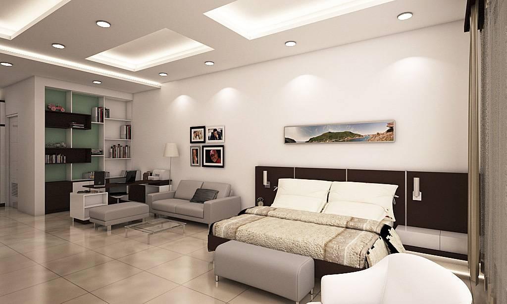 Independent Interior Design & Build Residential Bedroom At Ancol  Jakarta Jakarta Bedroom Kontemporer  1827