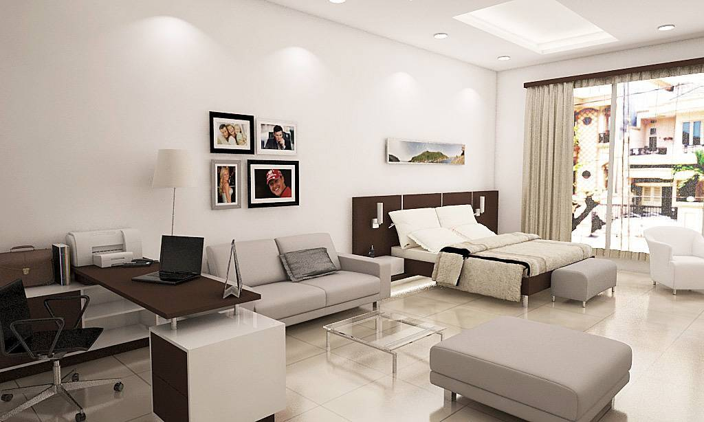 Independent Interior Design & Build Residential Bedroom At Ancol  Jakarta Jakarta Bedroom Kontemporer  1830